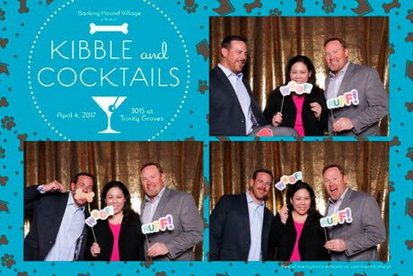 Kibble and Cocktails Event
