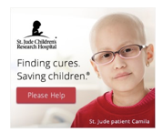 St. Jude Children's Research Hospital Supporter