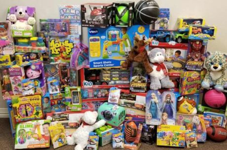 GWA 2018 Holiday Toy Drive