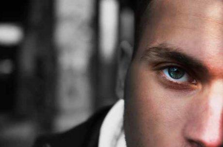 Beneficiary closeup image of man's face