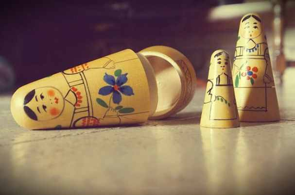 Beneficiary choice image of wood nesting dolls