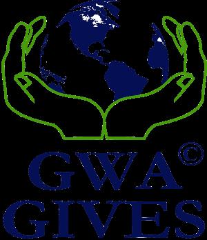 GWA Gives© Transparent Logo
