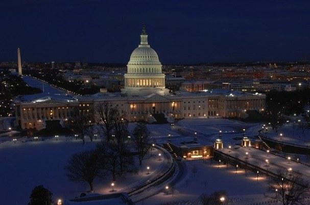 Has Washington Gone Blue?